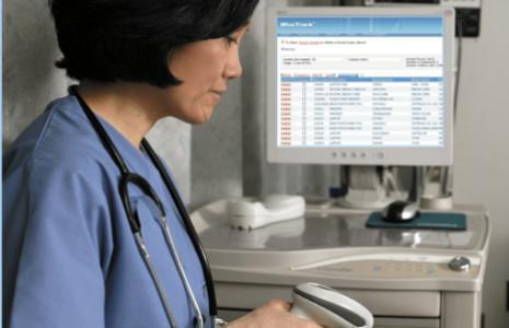 Healthcare Asset Tracking